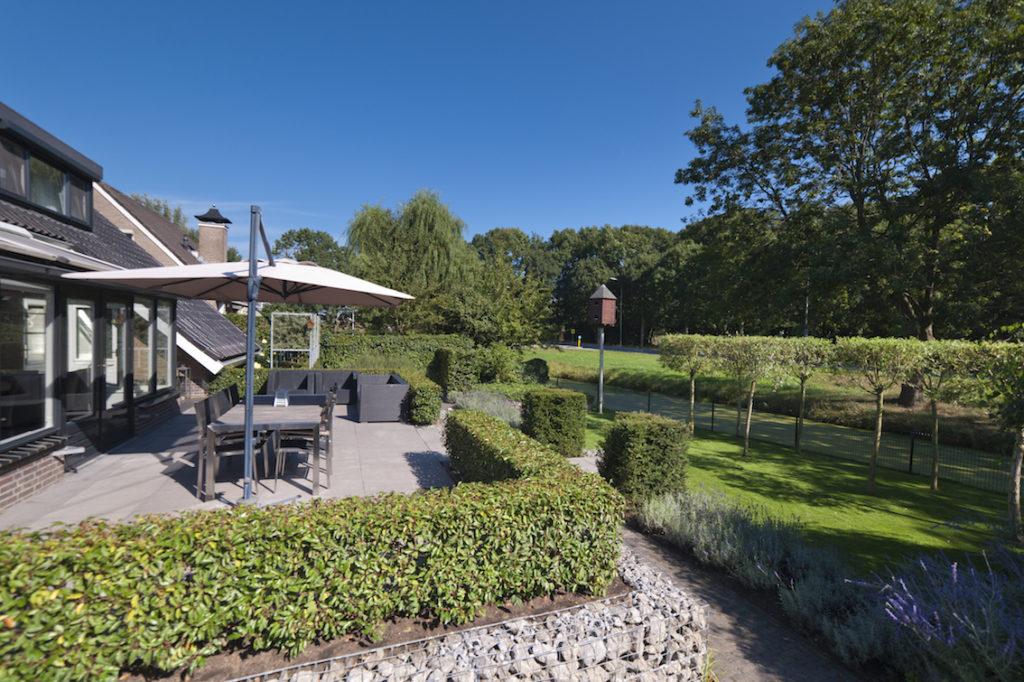 Genoeg Tuin met hoogteverschillen in Genemuiden | Outlook Groenprojecten FS28