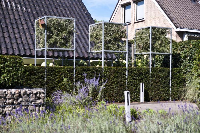 Voorkeur Tuin met hoogteverschillen in Genemuiden | Outlook Groenprojecten IP31