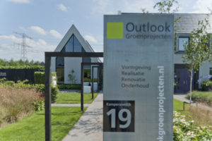 Kantoor & Showroom Grafhorst - Outlook Groenprojecten