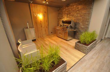 Inrichting showroom Viking - Outlook Groenprojecten