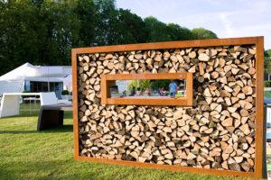 Zeno buitenhaard en houtopslag - Outlook Groenprojecten