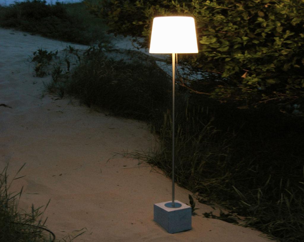 Tuinverlichting d-lounge - Outlook Groenprojecten