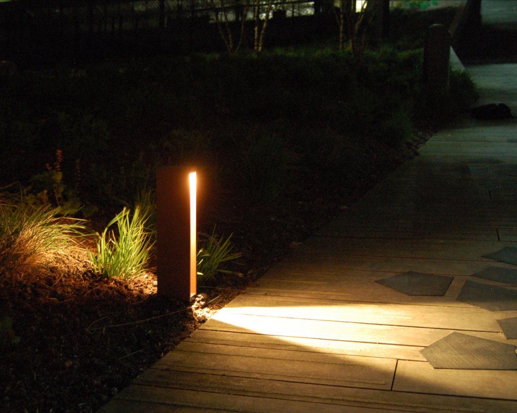 Tuinverlichting - Ray Forward Oxide - Outlook Groenprojecten