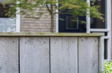 Moderne voor- en achtertuin in IJsselmuiden - Outlook Groenprojecten
