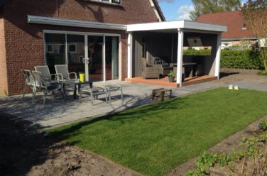 Veranda's en overkappingen - Outlook Groenprojecten