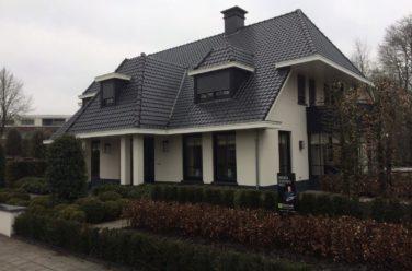Strakke tuin in Genemuiden