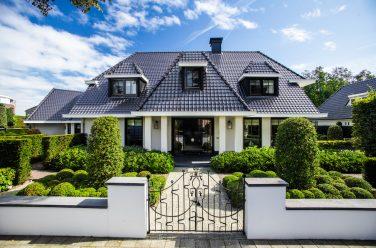 luxe achtertuin